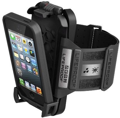 BELKIN LifeProof bicepsový držák pro iPhone4/4S