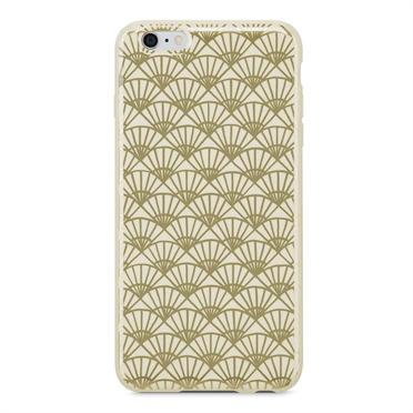 BELKIN pouzdro Dana Tanamachi pro iPhone 6 Plus/6s Plus, Decofan Cream