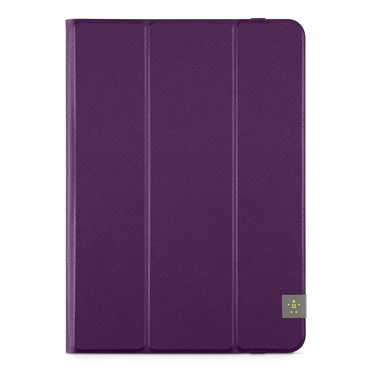 BELKIN Athena TriFold cover pro iPad Air/Air2, fialový