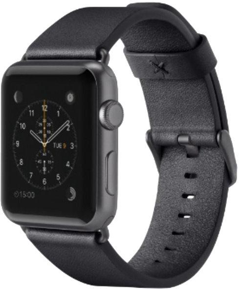 BELKIN Apple watch řemínek,38mm, černý