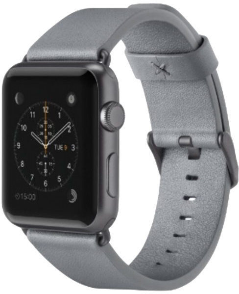 BELKIN Apple watch řemínek,42mm, šedý