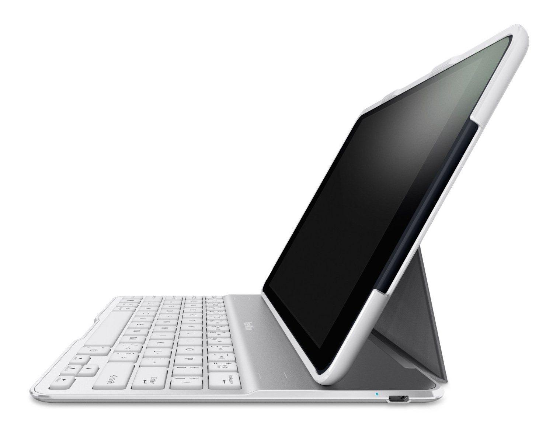 BELKIN Pouzdro Ultimate s klávesnicí iPad Air,bílá