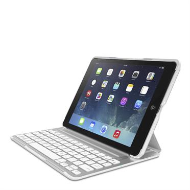 BELKIN QODE Ultimate s kláv iPad Air,bílá, UK