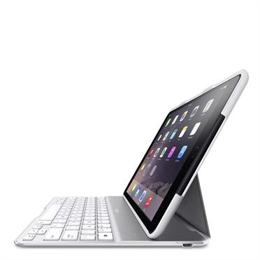 BELKIN QODE Ultimate s kláv iPad Air2, bílá, UK