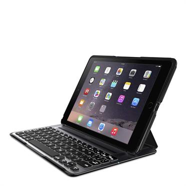 BELKIN QODE Ultimate Pro kláv iPad Air2, černá, CZ