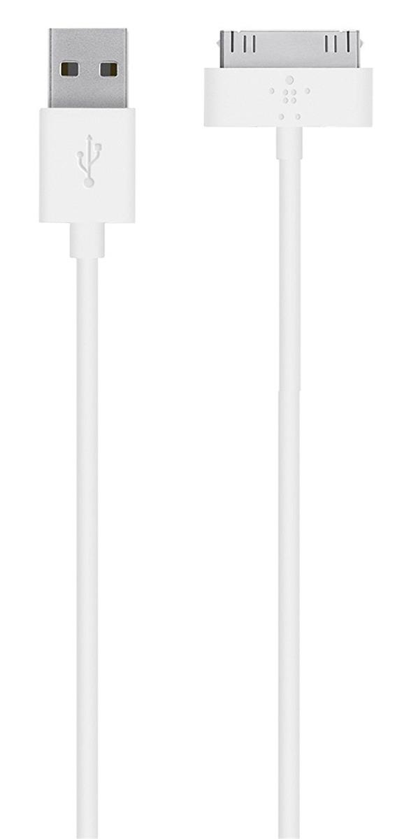 BELKIN 30 PIN to USB Cable for iPhone 4/4s, iPad 4th generace