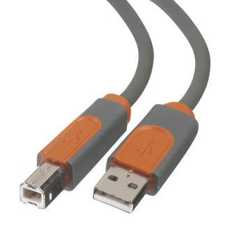 BELKIN USB 2.0 kabel A-B, řada premium, 0.9 m