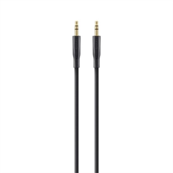 BELKIN Portable Audio Cable 1m - Gold Connector