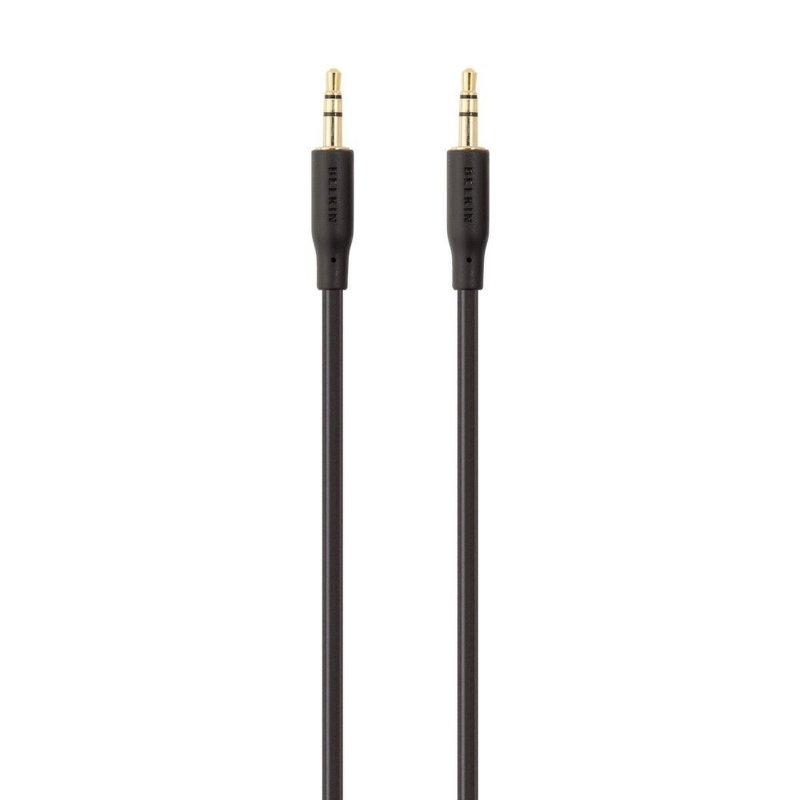 BELKIN Audio kabel 3,5mm-3,5mm jack Gold, 1 m