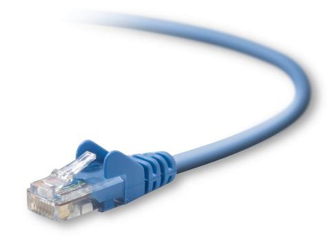 BELKIN Patch kabel Cat5e, RJ45, STP, modrý, 5 m
