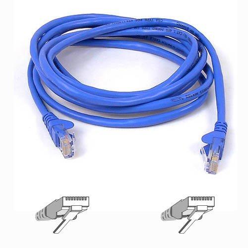 BELKIN Patch kabel Cat6, RJ45, STP, modrý, 5 m