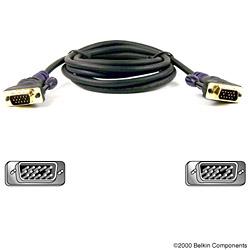 BELKIN VGA spojovací kabel, Gold Series, 15m