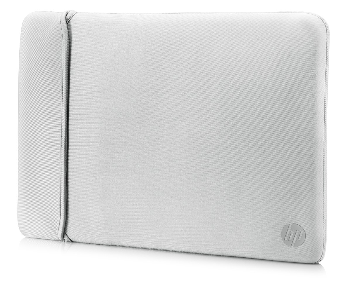 "HP 15.6"" Reversible Sleeve - Black/Silver"