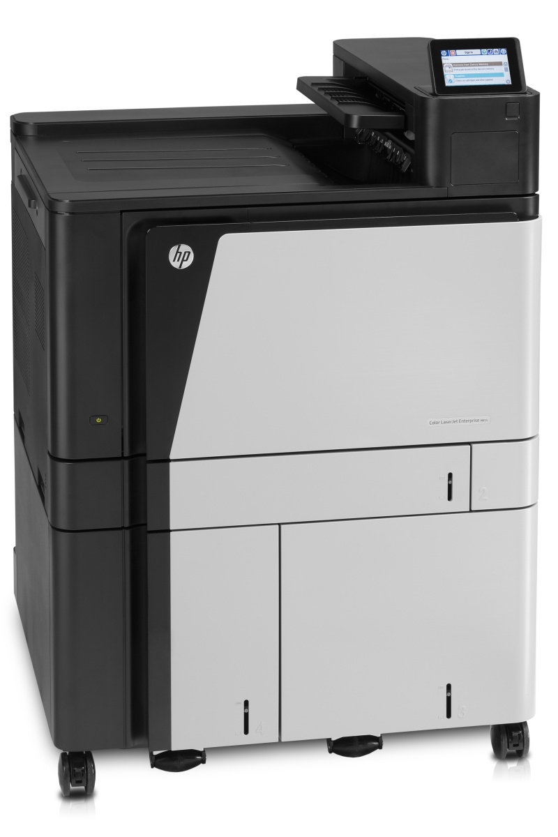 HP Color LaserJet Enterprise M855x+ /A3, 46/46ppm