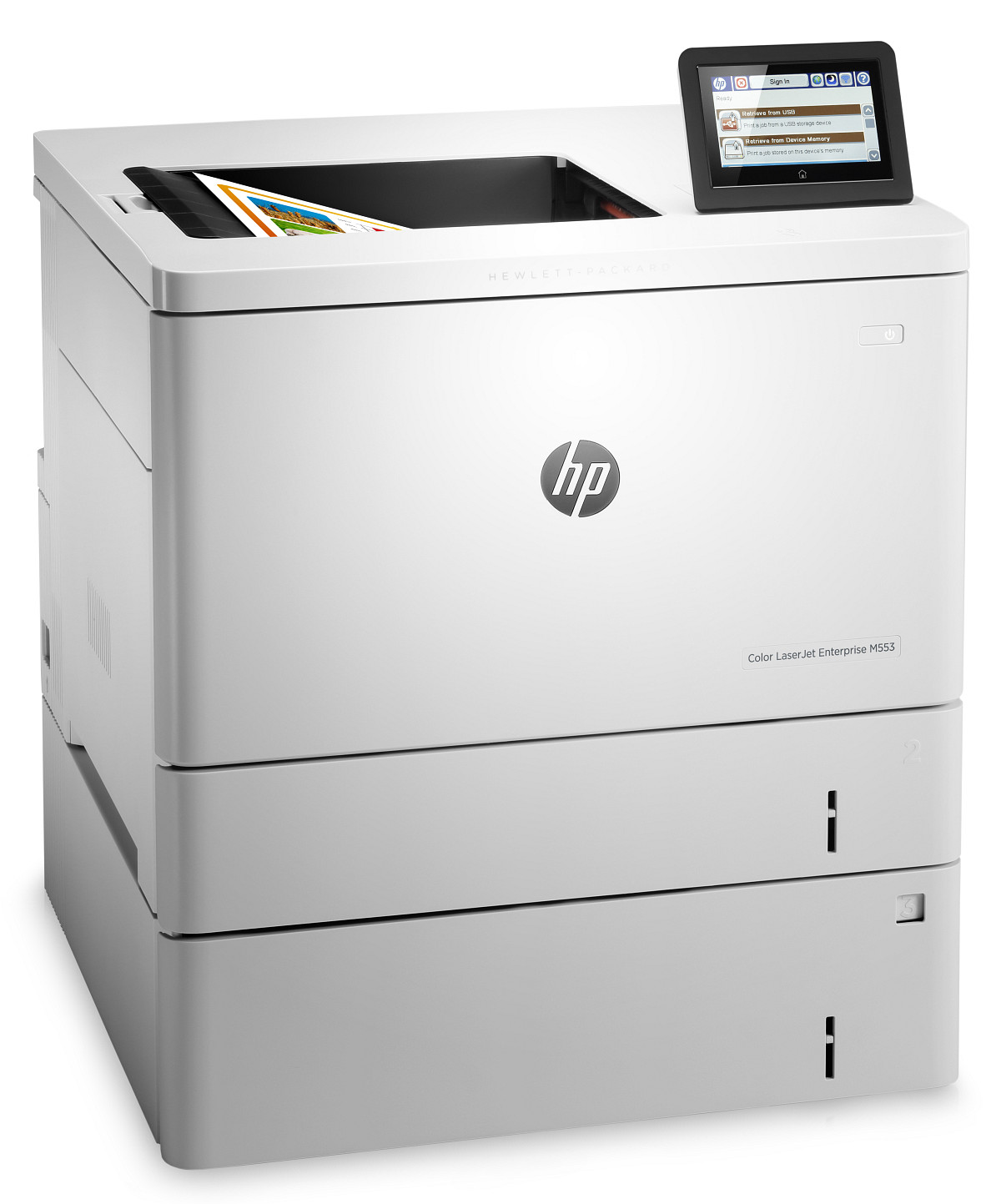 HP Color LaserJet Enterprise M553x