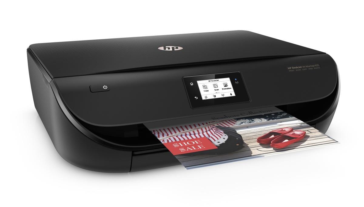 HP Deskjet IA 4535