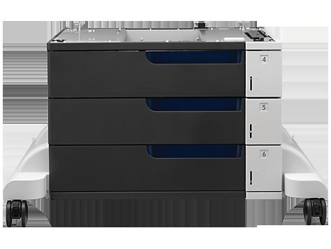 HP LaserJet 3x500 Feeder Stand