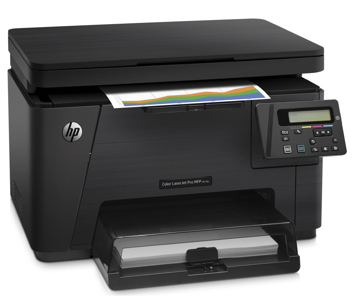 HP Color LaserJet Pro MFP M176n /A4, 16/4ppm