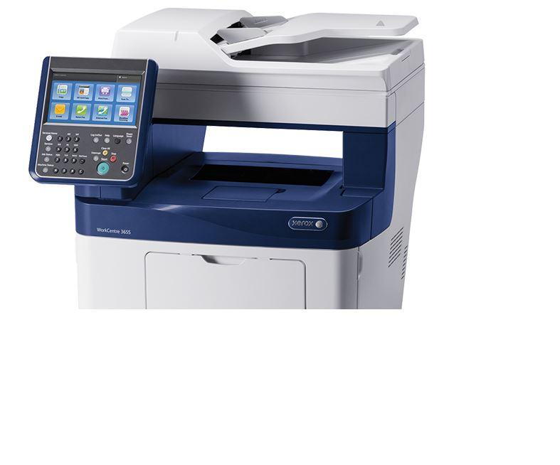 Xerox Phaser 3655IMFP,  (Print/Copy/Scan/Fax)