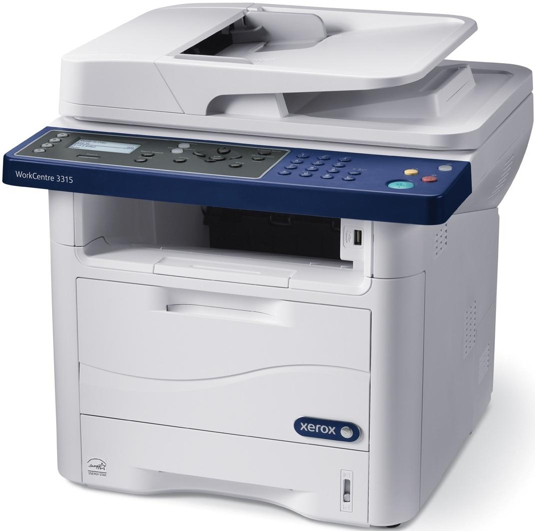 Xerox WorkCentre 3315VDN,  (Print/Copy/Scan/Fax)