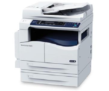 Xerox WC5022, ČB laser. mult. A3, DADF, DUPLEX, 22