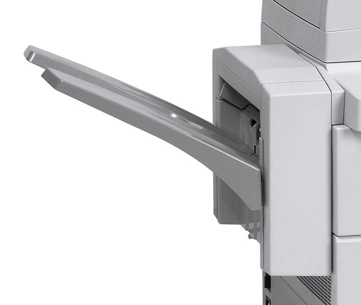 Xerox finisher 500 sheet tray, 50 stapling