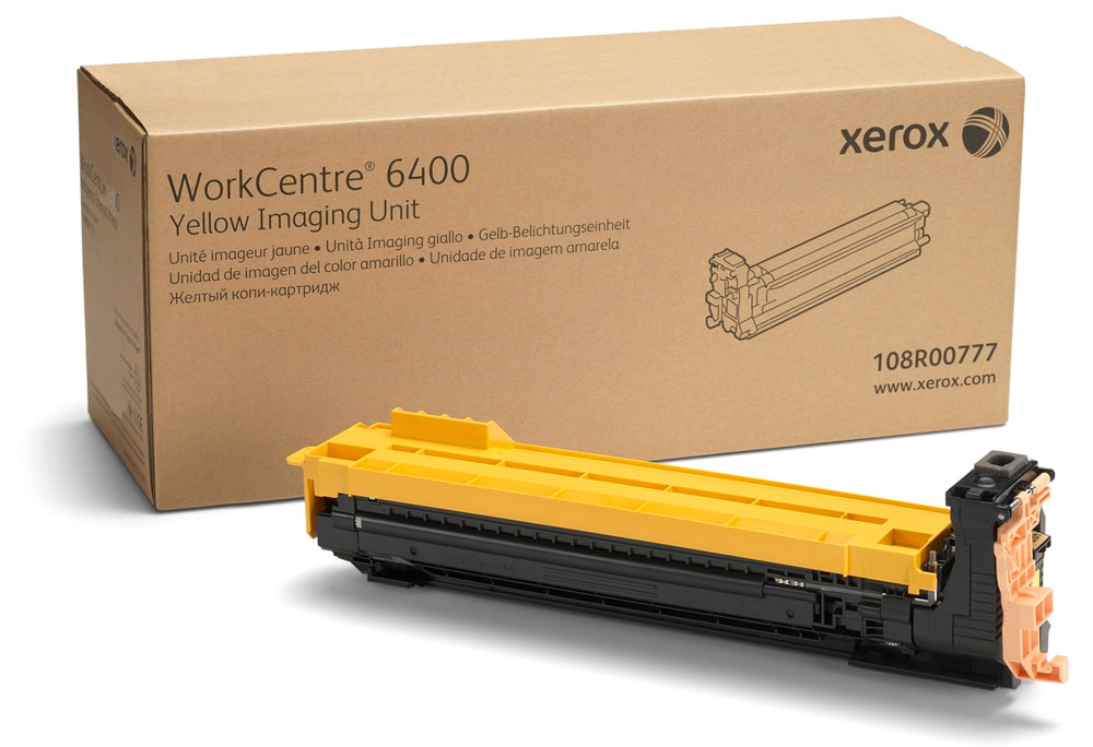Xerox Drum Yellow pro WC 6400 (30.000 str)