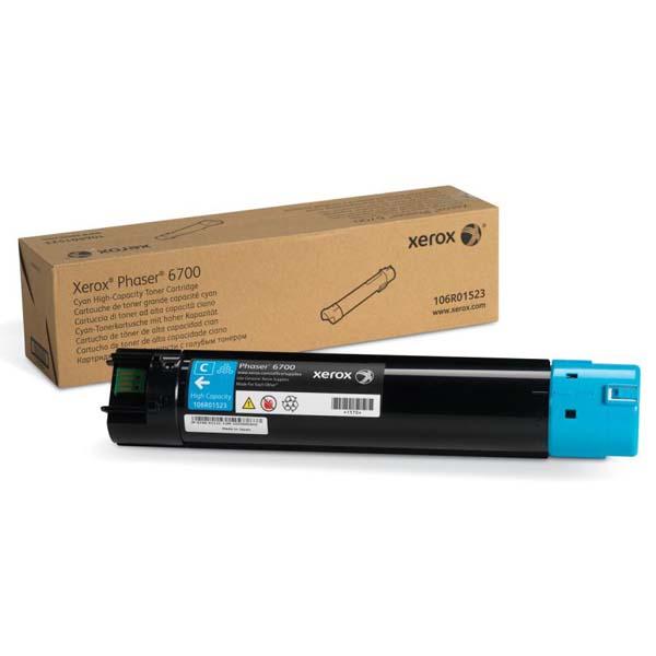 Xerox Toner Cyan pro Phaser 6700 (12.000s)