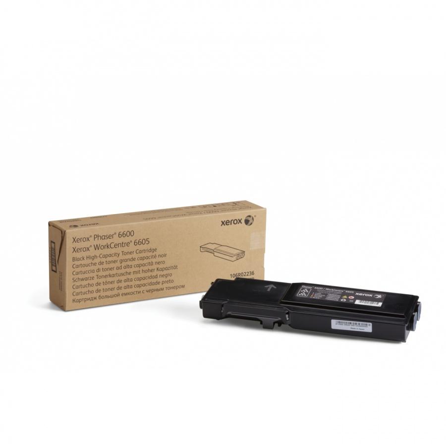 Xerox toner Black pro P6600/WC6605, 8 000 str.