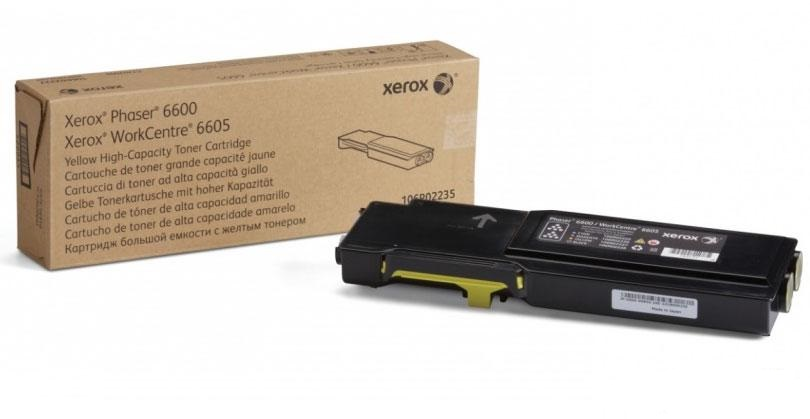 Xerox toner Yellow pro P6600/WC6605, 6 000 str.