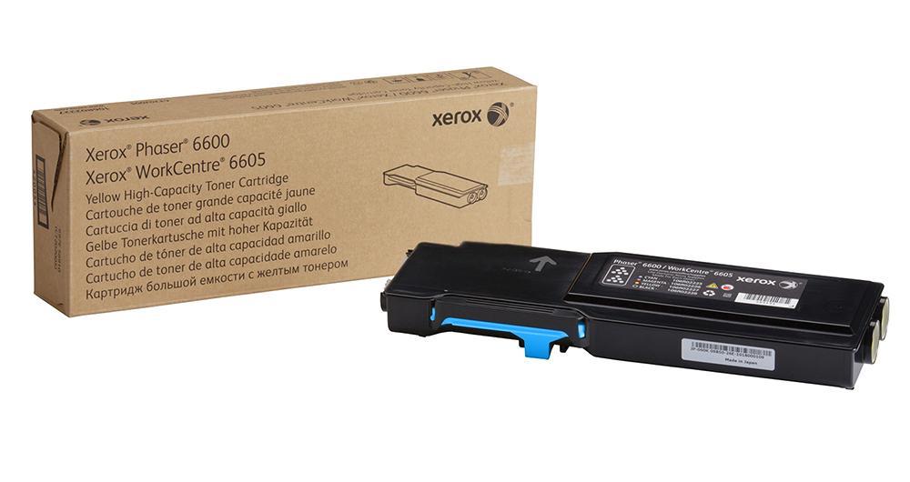 Xerox toner Cyan pro P6600/WC6605, 6000 str.