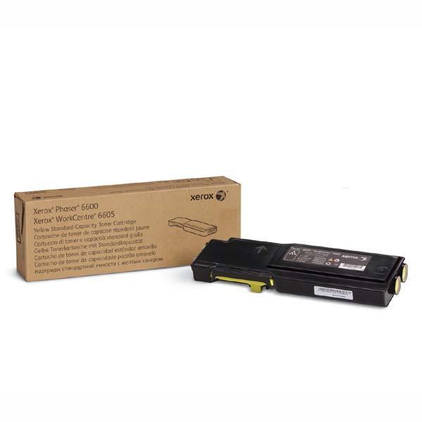 Xerox toner Yellow pro P6600/WC6605, 2 000 str.