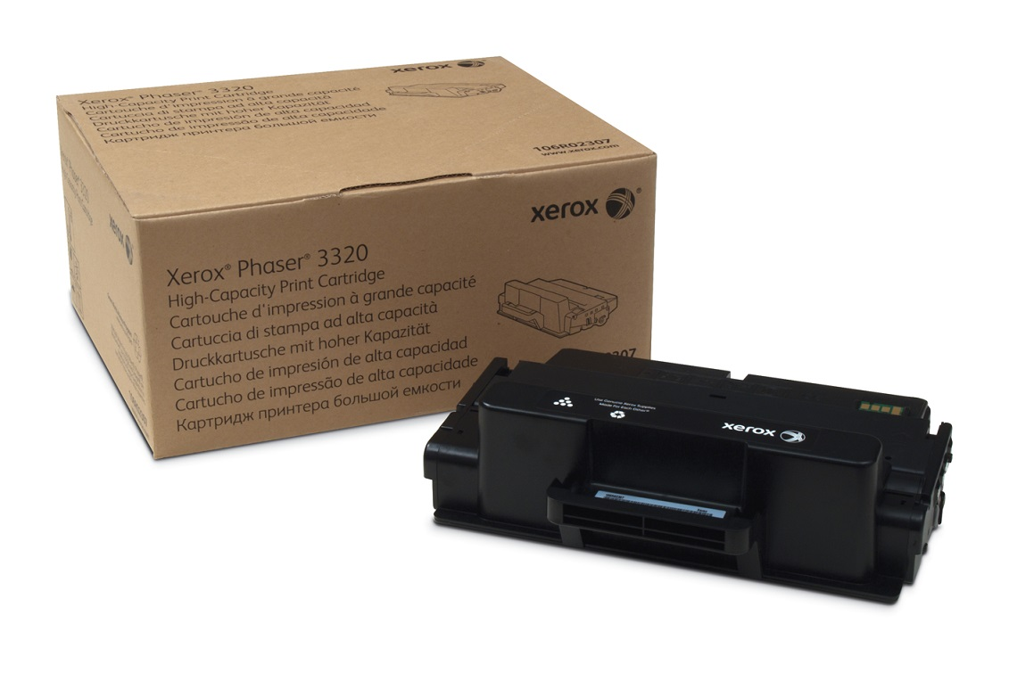 Xerox toner Black pro Phaser 3320, 11 000 str.