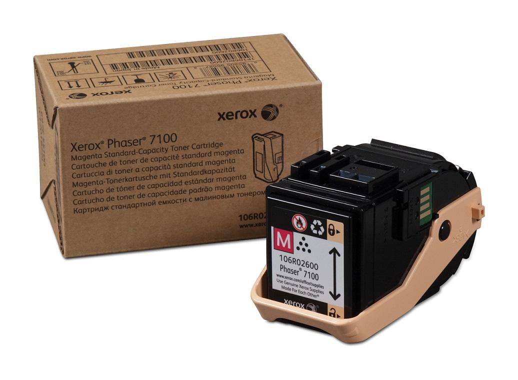 Xerox toner Magenta pro Phaser7100, 4500 str.