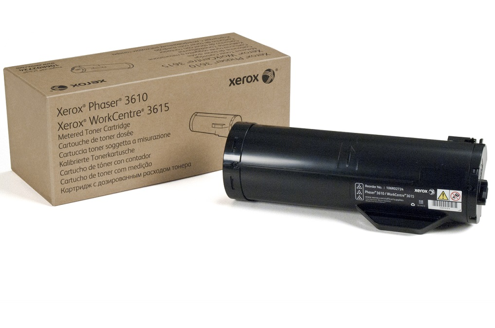 Xerox toner Black pro Phaser 3610/WC3615 14100 str