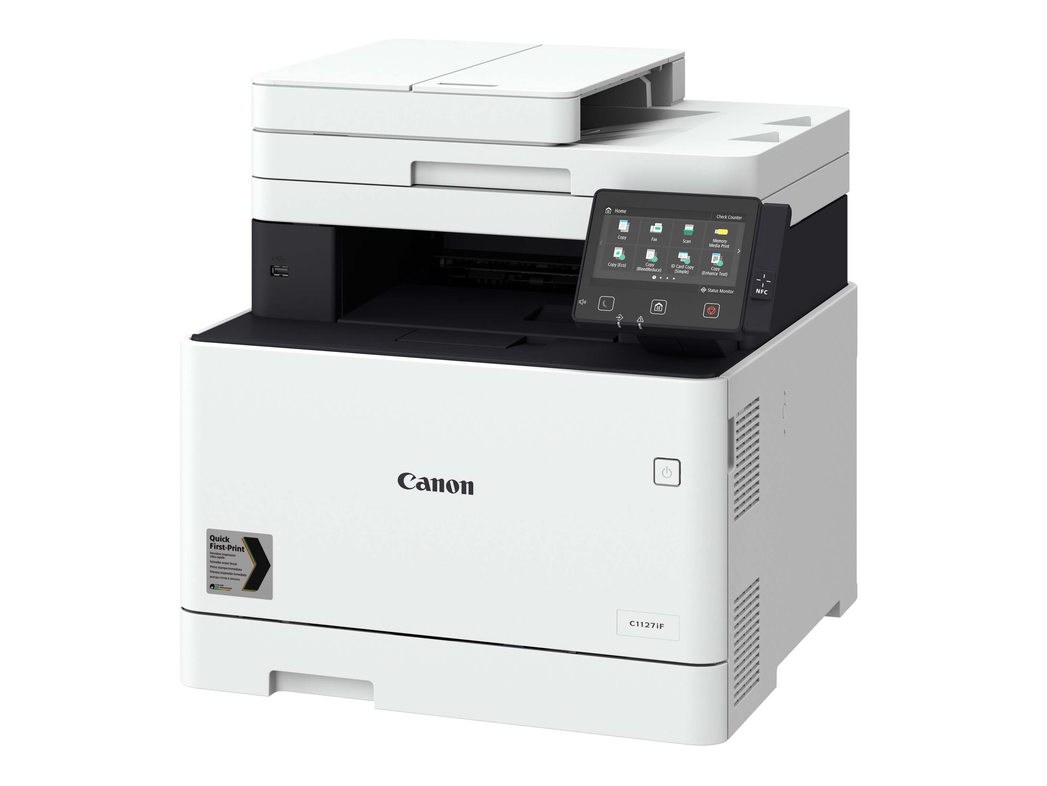 Canon X C1127I + sada tonerů