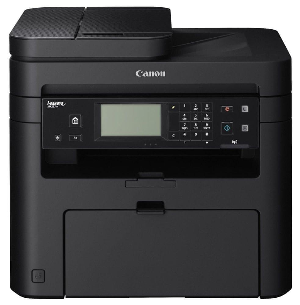 Canon i-SENSYS MF237w + 2x toner - 1418C161AA