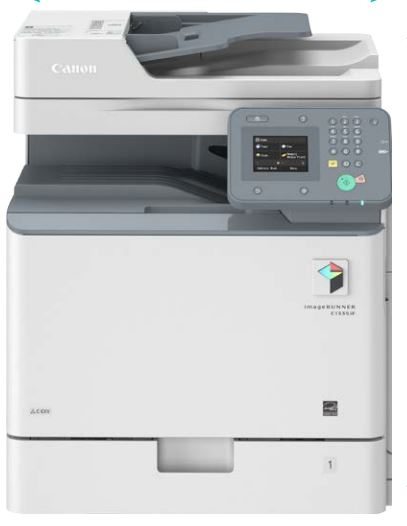 Canon imageRUNNER C1335iF,35ppm,dup,DADF,net, fax