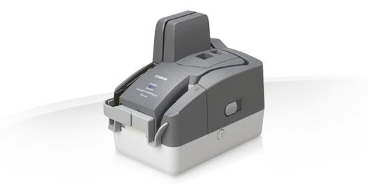 Canon šekový skener CR-50
