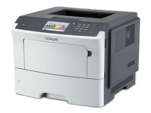 Lexmark MS610de,A4,1200x1200dpi,47ppm,duplex,LAN