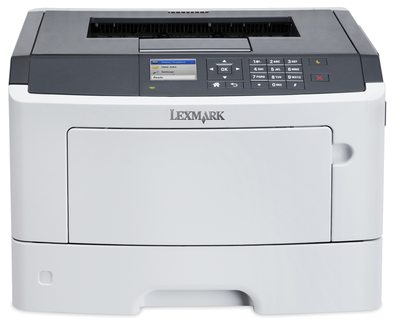 Lexmark MS517dn,A4,1200x1200dpi,42ppm,duplex,LAN