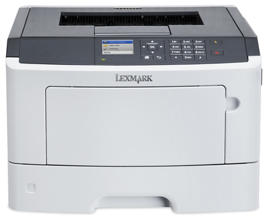 Lexmark MS417dn,A4,1200x1200dpi,38ppm,duplex,LAN