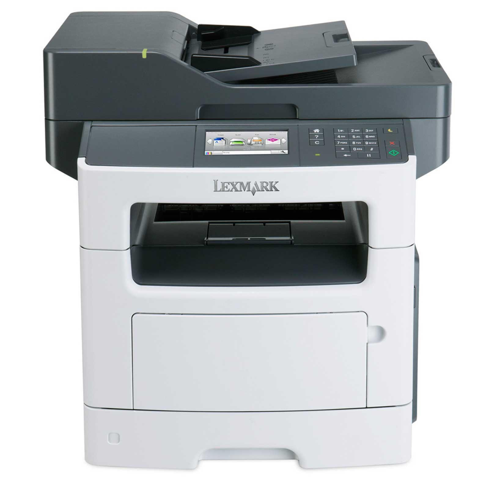 Lexmark MX511dhe,A4,1200x1200dpi,42ppm,duplex,LAN