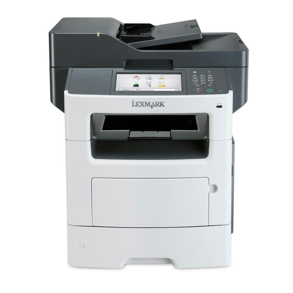 Lexmark MX611dhe,A4,1200x1200dpi,47ppm,duplex,LAN