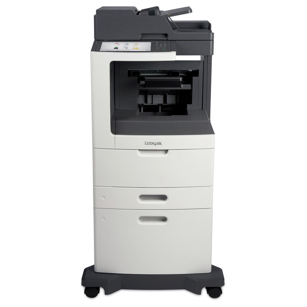 Lexmark MX810dxme,A4,1200x1200dpi,52ppm,duplex,LAN