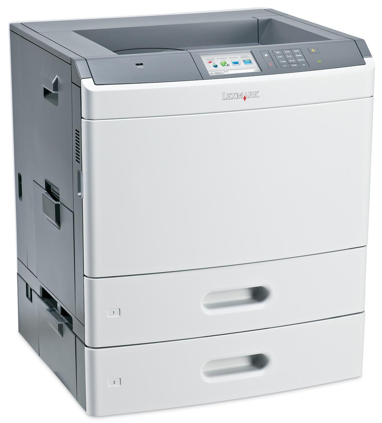 Lexmark C792dte,A4,1200x1200dpi,47ppm,duplex, LAN