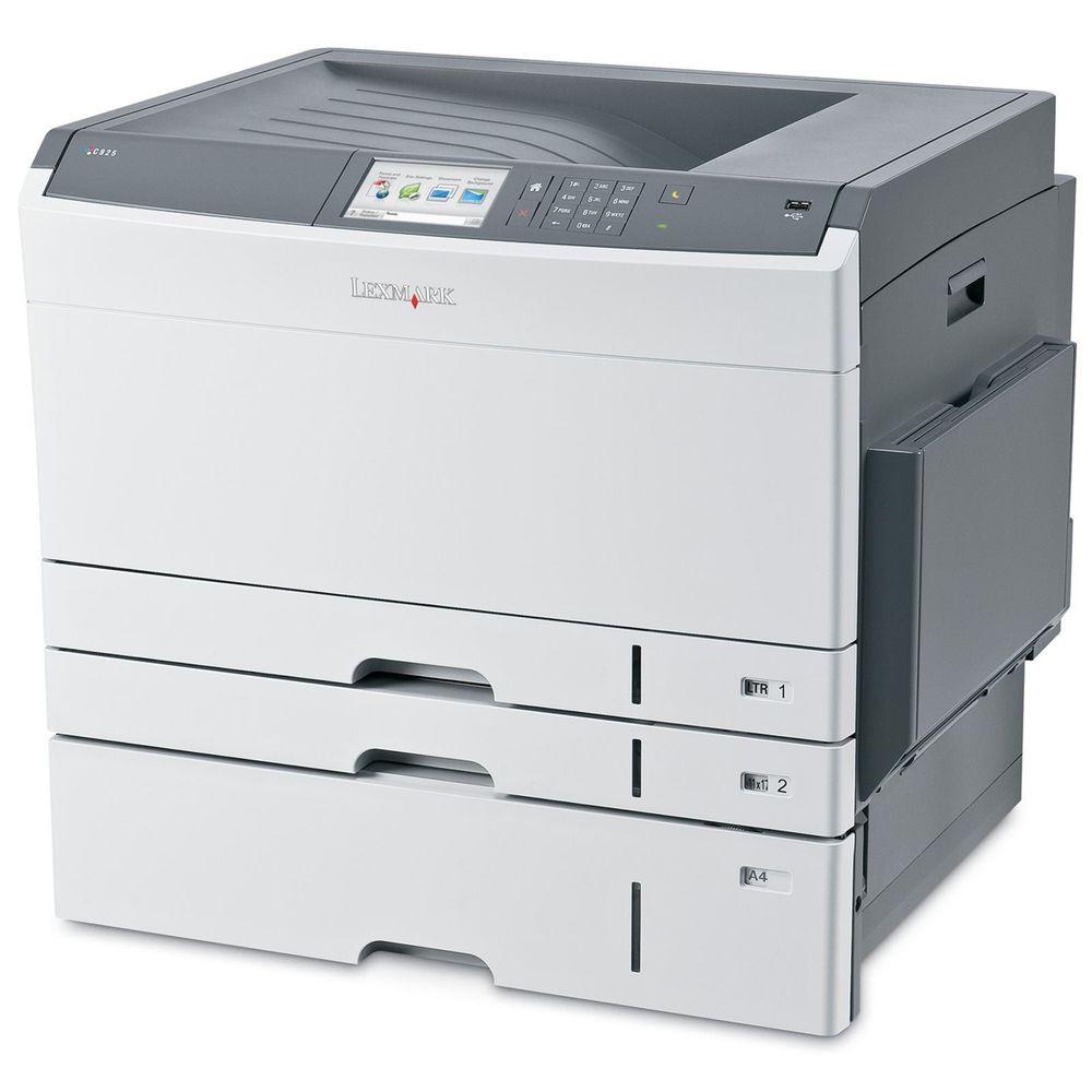 Lexmark C925dte,A3,1200x1200dpi,31ppm,duplex, LAN