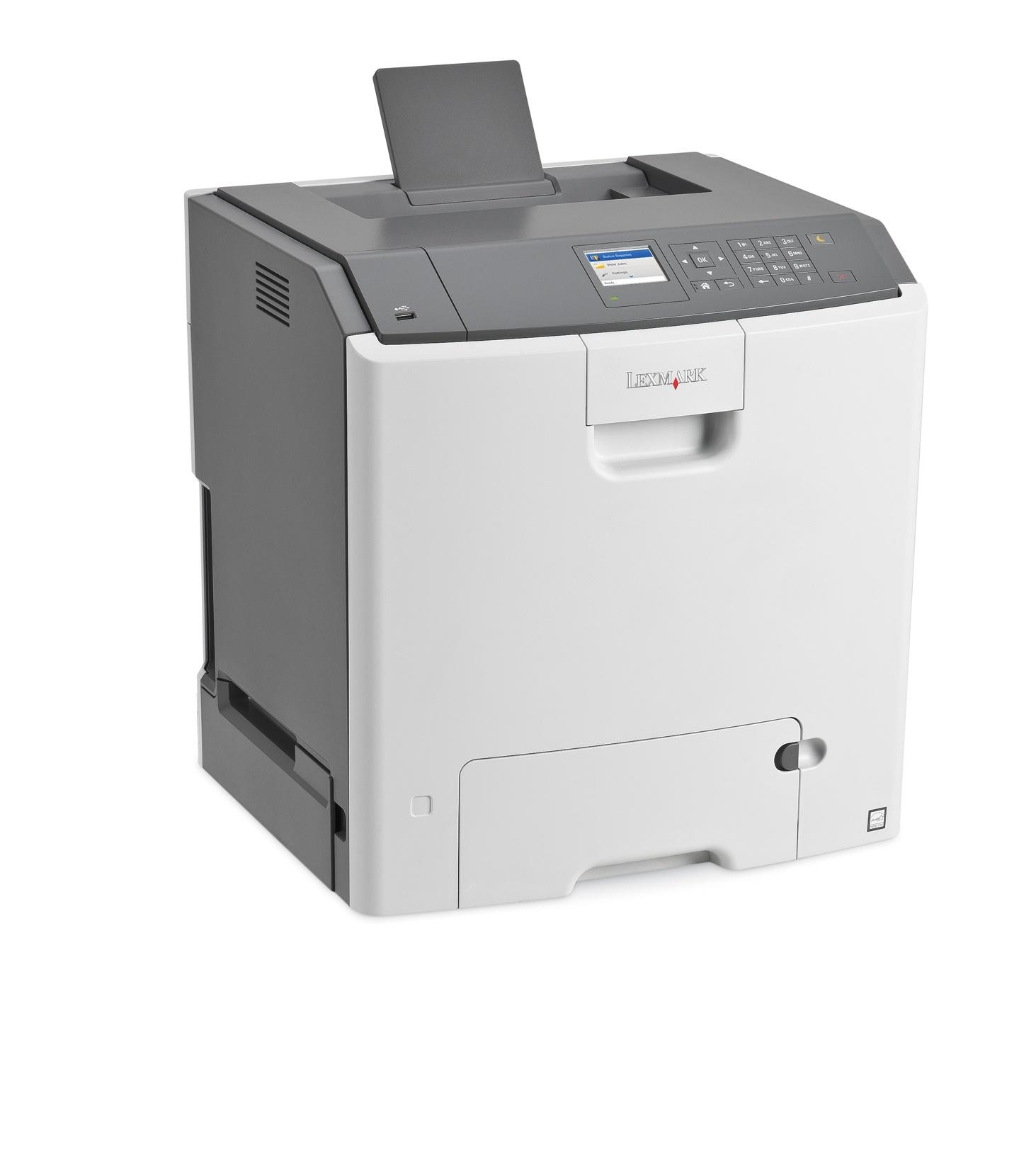 Lexmark C746n,A4,1200x1200dpi,33ppm,LAN