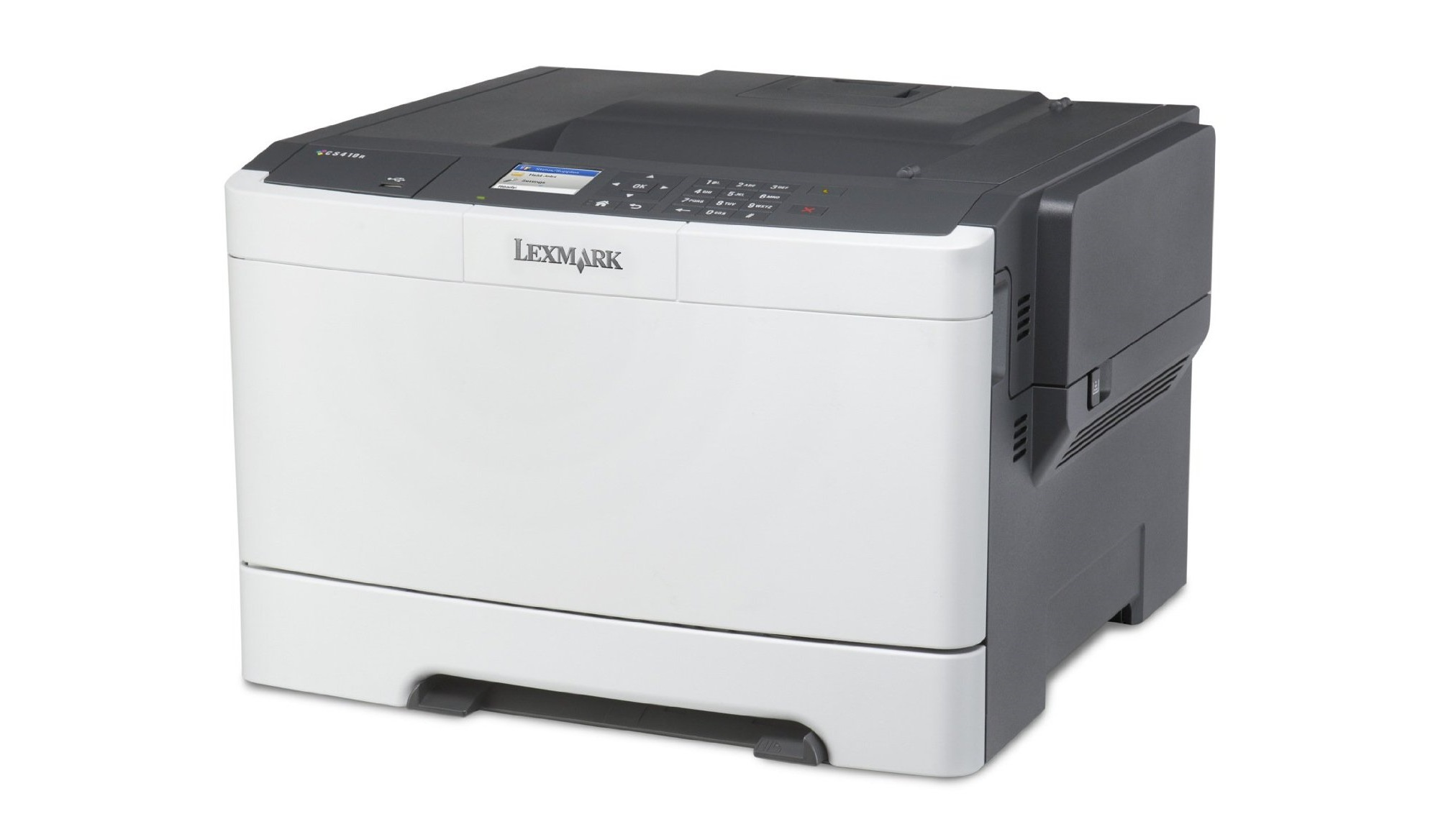 Lexmark CS410dn,A4,1200x1200dpi,30ppm,duplex,LAN