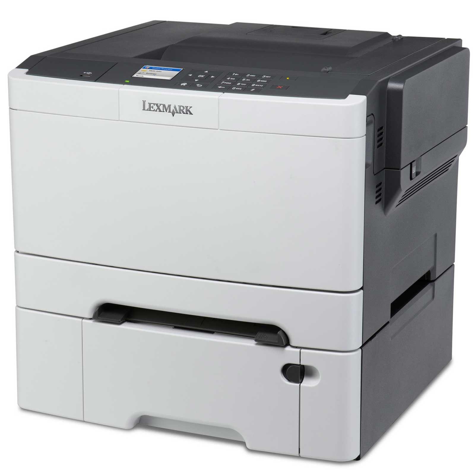 Lexmark CS410dtn,A4,1200x1200dpi,30ppm,duplex,LAN